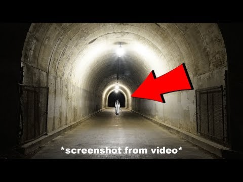 what we saw at this tunnel will scar us for life...