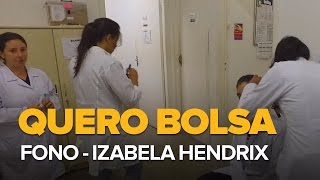 Um dia no Izabela Hendrix - Curso de Fonoaudiologia