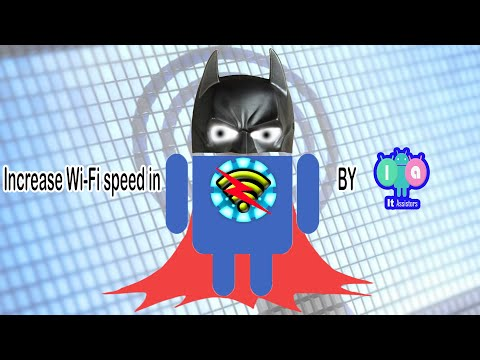 how to boost wifi download speed
