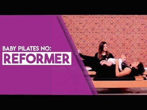 Baby Pilates no Reformer