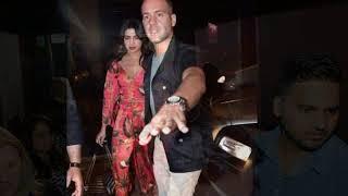 Priyanka Chopra for her wedding fittings at JW Marriott