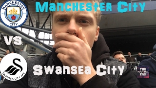 Video Gol Pertandingan Manchester City vs Swansea City