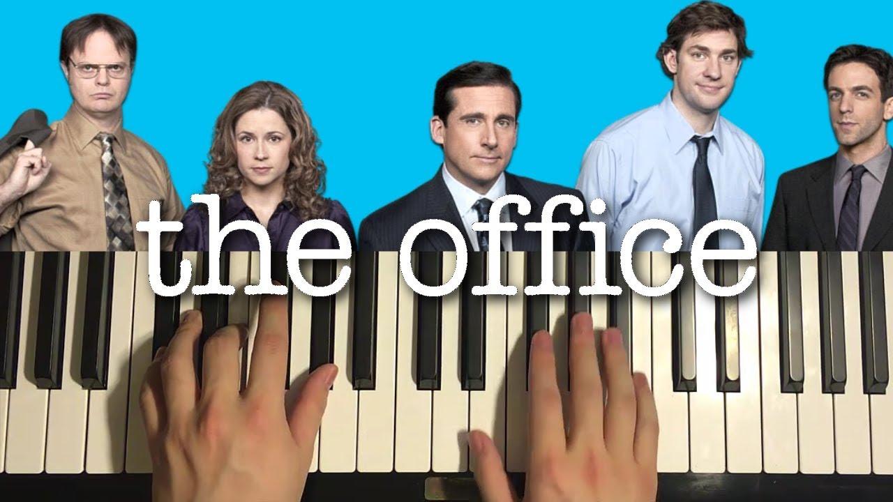 office theme piano