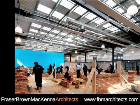 Futures Community College - Fraser Brown MacKenna Architects