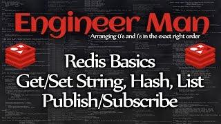 redis-basics-strings-hashes-lists-pub-sub