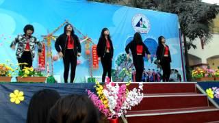 Ah Yeah - EXID (dance cover) | Hội trại xuân | 31/01/16