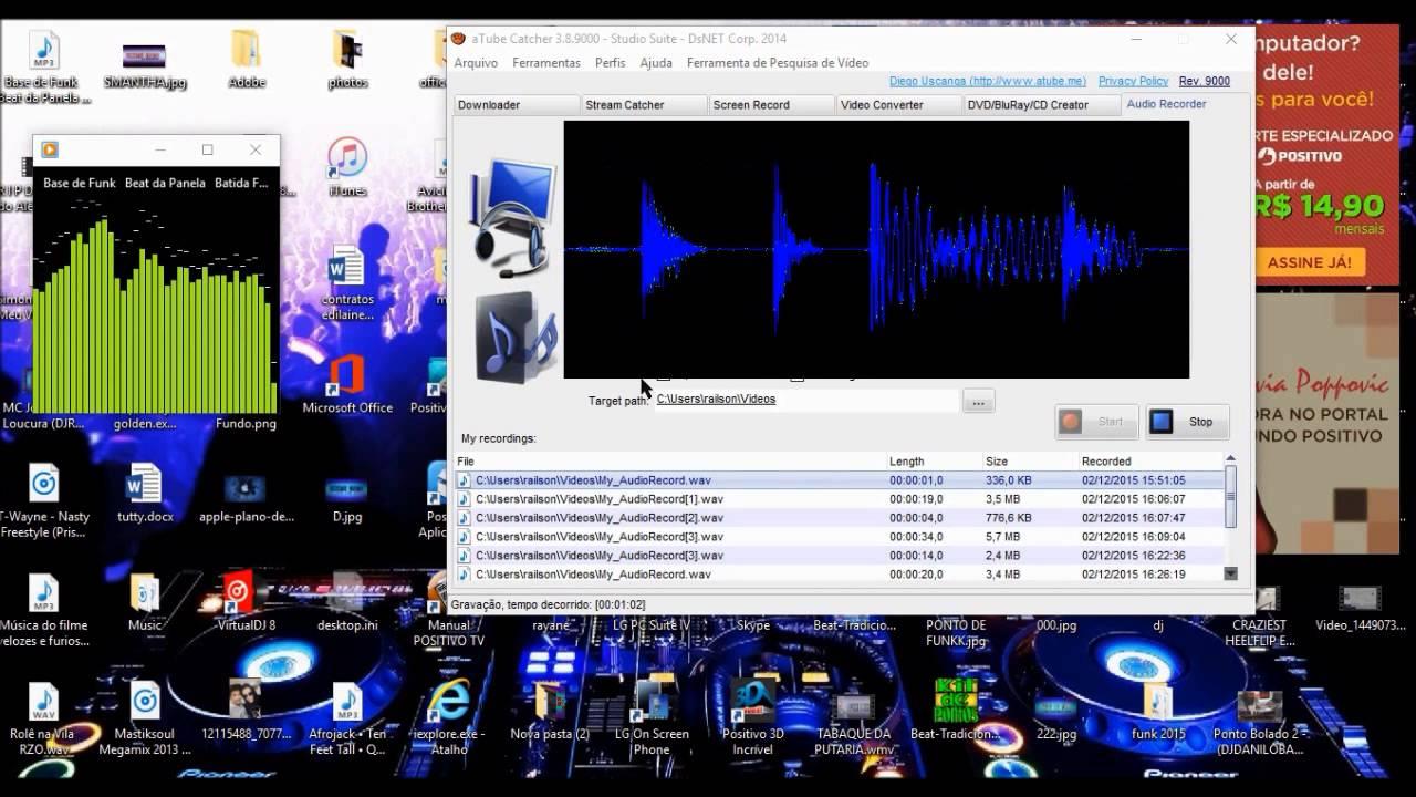 pontos de funk para guru mpc virtual