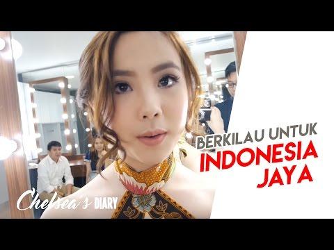 Chelsea's Diary: Berkilau Untuk Indonesia Jaya!