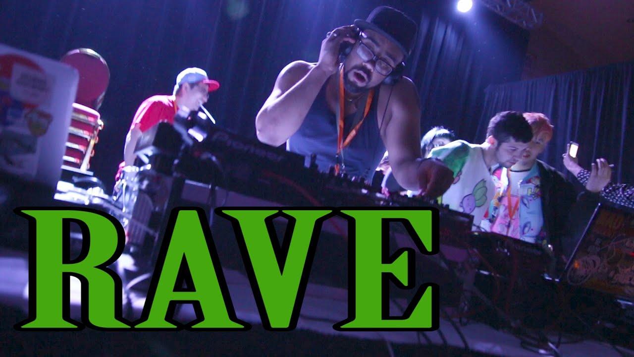 Anime Milwaukee 2016 Rave - YouTube