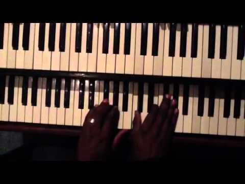 No Greater Love Organ Chords Youtube