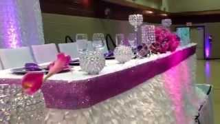 Danny Wedding Decoration At Thorn cliff Community Hall With Oromo Wedding Song