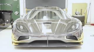 Koenigsegg Work