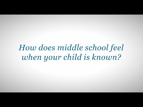 Renbrook School in West Hartford, CT - The Middle School Experience