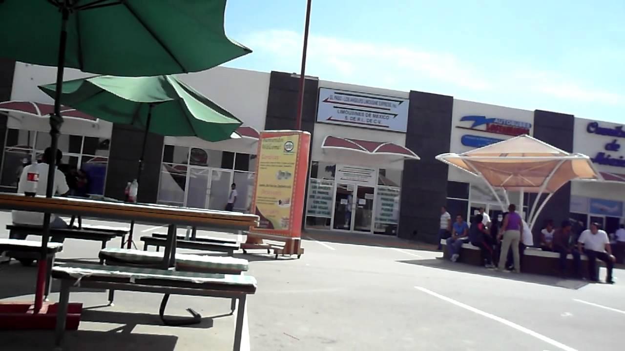 The Consulate Sala De Espera and Applicant Service Center in Ciudad Juarez,  Mexico