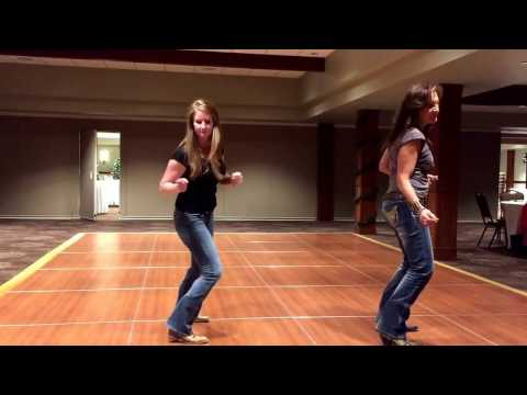 Dirt On My Boots Line Dance Demo