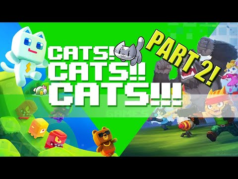 Smartphone Games   More Cat-themed Games You Can Play In Android & IOS