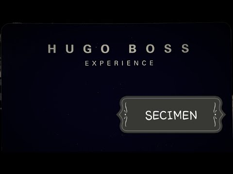 HUGO BOSS UNBOXING Experience Fidelity Gift