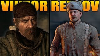 The Full Story of Viktor Reznov (Black Ops Story)