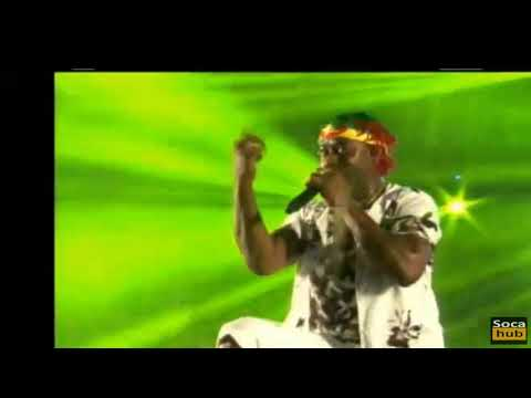 Lavaman - No Personal - 2017 Grenada Groovy Soca monarch Finals - 2nd place finish-  Performer # 2