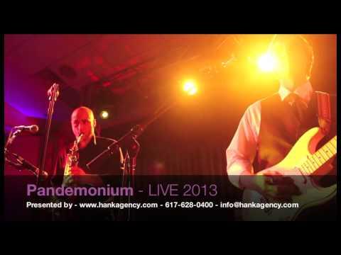 Pandemonium performs