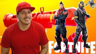 Fortnite Battle Royale! Xbox One! NEW Skins, NEW Rocket Launcher! 🔴LIVE#122