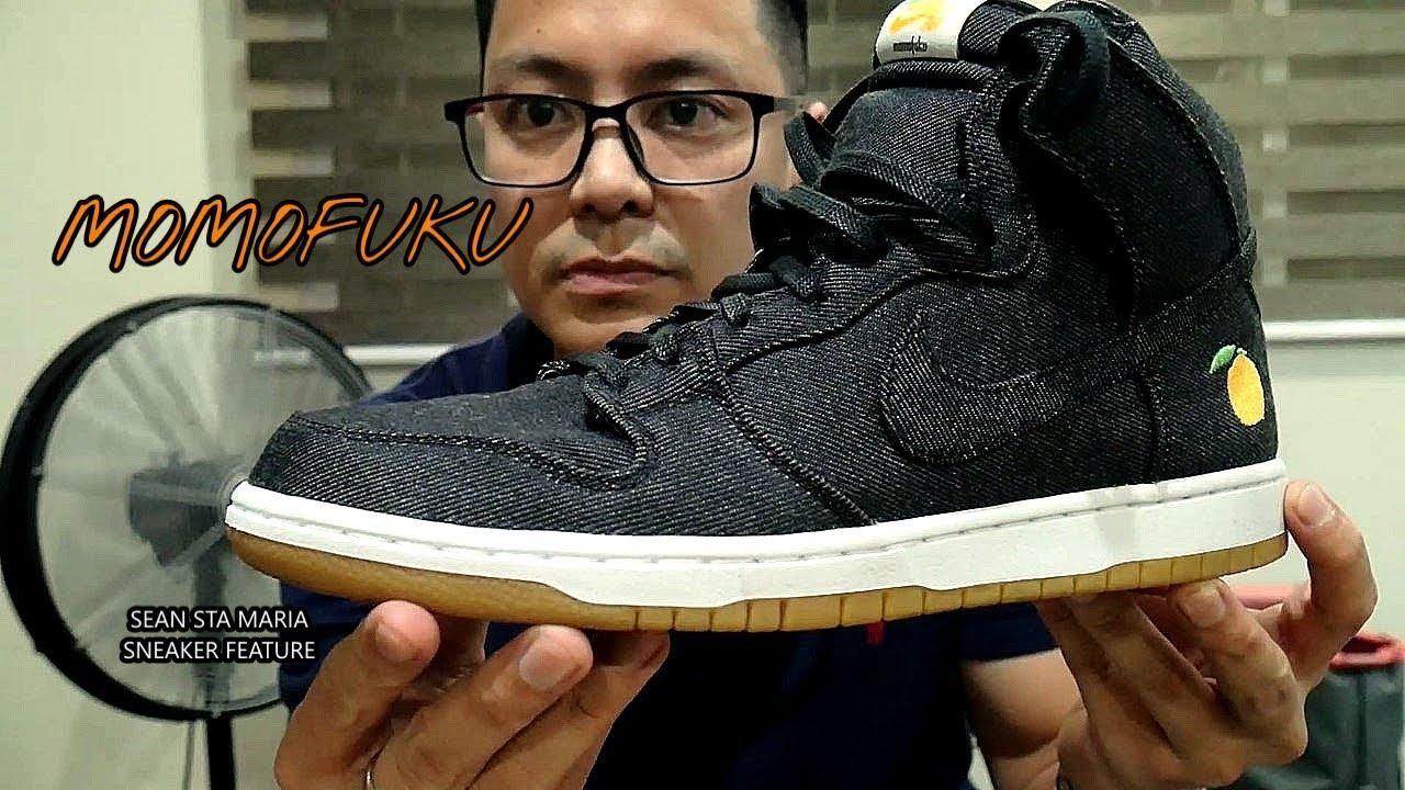 new style 9384d 692c6 Nike SB Dunk x MOMOFUKU David Chang: sneaker feature
