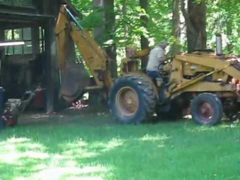 Case 530 Ck Tractor Loader And Backhoe 2