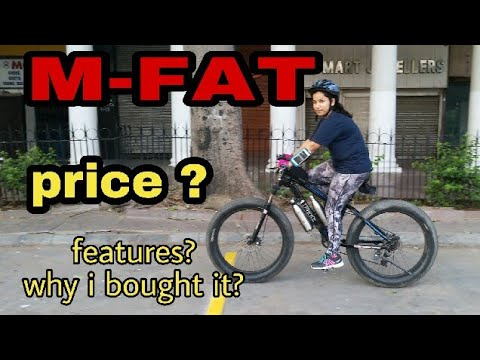 Questions about my fat bike|| why is it so expensive?|| price, features, acessories || m fat
