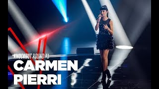 "Carmen Pierri  ""Don't Call Me Up"" - Knockout - Round 1 - TVOI 2019"
