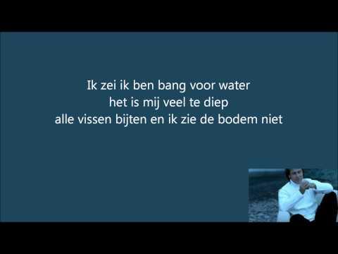 marco borsato -  bang voor water lyrics