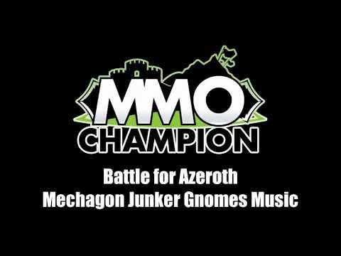 Patch 8.2 Music - Mechagon Junker Gnomes