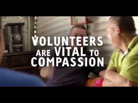 Volunteers Are the Heartbeat of Compassion International