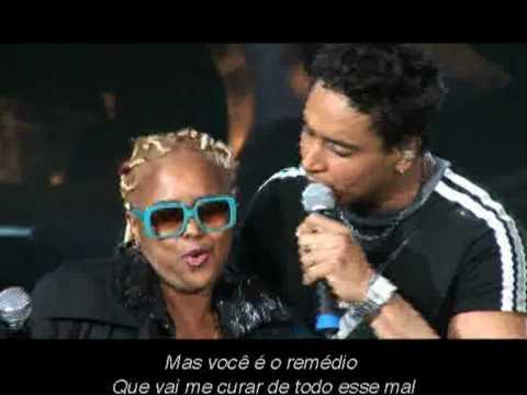Harmonia do Samba & Sandra de Sá - Não vá