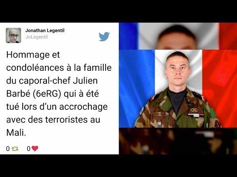 Mali : Mort d'un soldat français après un «accrochage avec des terroristes»