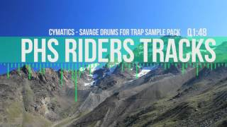 Cymatics - Savage Drums for Trap Sample Pack [ PHS ]