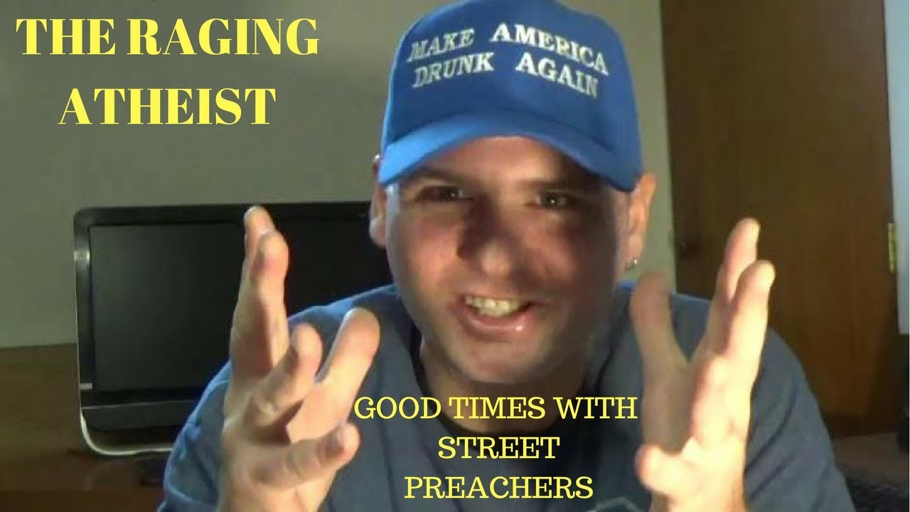 Team Jesus Preachers Shows Us How To Have A Good Time