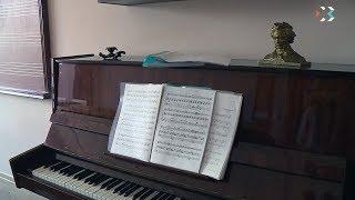Музыкальная школа № 1 готовится ко Дню знаний