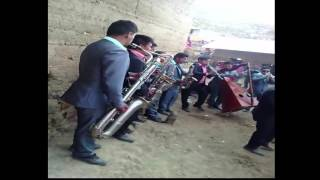 Orq fuerza juvenil de cochamarca en el pueblo de calpa