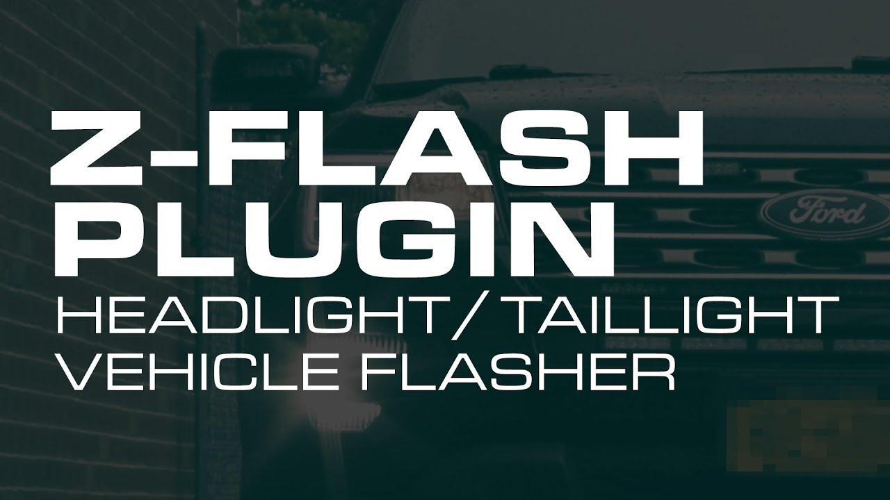 Z-Flash OBD Plugin Flasher for Ford