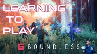 Boundless | Learning to Play
