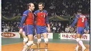 1985W杯米ソ男子
