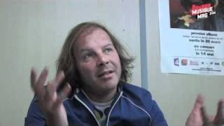Philippe Katerine Interview 2010