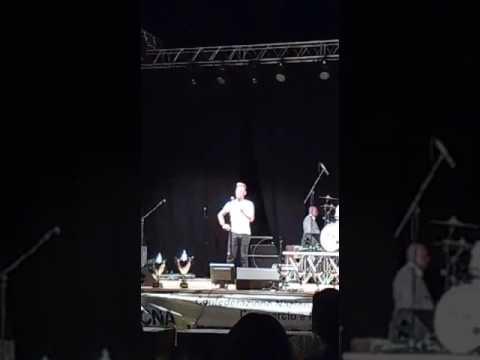 Con te  cover Sergio concerto festival Vico del Gargano mongelluzzi antonio