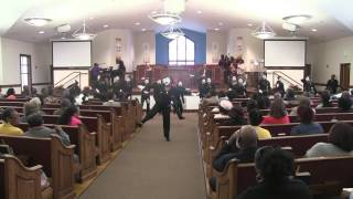 Never Would Have Made it - CGBC Silent Expressions Mime Ministry