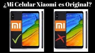 Cómo Saber si Mi Celular Xiaomi es Original