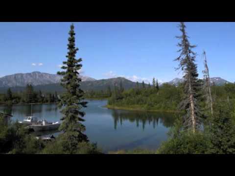 Aquatic Ecological Research in Alaska (AERA2012)