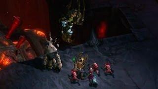 Прохождение Diablo III: Акт 3 Часть #23 - Колдун, 60 lvl, уровень сложности
