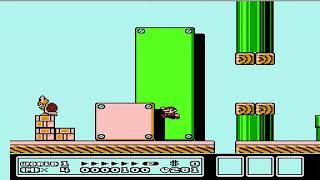 Super Mario Bros. 3 | a very quiet speed run | CTS172