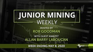 Junior Mining Weekly: Wrap-up For the Week Ending May 8, 2020