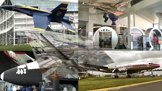 THE MUSEUM OF FLIGHT - Seattle, Washington, U.S.A.